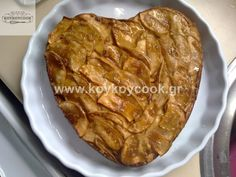 0404201314783 Sweets Recipes, Cake Recipes, Cooking Recipes, Healthy Recipes, Healthy Food, Greek Desserts, Cookie Bars, Cake Cookies, Apple Pie