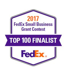 I made it to the top 100 out of thousands of entries! #fedex #chrisdonovanfootwear