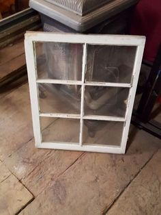 a different use for an old window frame, chalk paint, chalkboard paint, crafts, how to, repurpose windows, repurposing upcycling, Old window frame