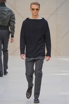 Burberry Prorsum - Spring 2013 Menswear - KdS!