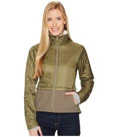 MOUNTAIN HARDWEAR Trekkin Hybrid Jacket. #mountainhardwear #cloth # Coats For Women, Jackets For Women, Mountain Hardwear, Discount Shoes, Bomber Jacket, Winter Jackets, Leather Jacket, Green, Clothes