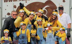 Minions - DIY Group Halloween Costume