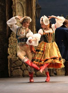 Photograph by Cheryl Angear in - Coppelia English National Ballet moving to new home: London City Island, East London in Ballet Moves, Ballet Tutu, Ballet Dancers, Bolshoi Ballet, Ballet Costumes, Dance Costumes, Carnival Costumes, Ballet Music, Dance Art