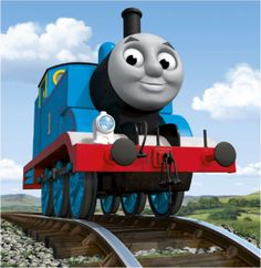 I was lying on the floor pushing Thomas the Tank Engine around his wooden track when I realized my young son had been speaking to me for the...