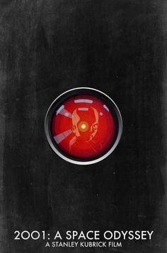 2001: A Space Odyssey (1968) by korrdin
