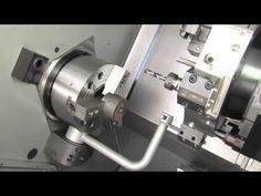 This video briefly describes how an automatic tool presetter works on a Haas cnc turning center. Through automatic tool probing you can easily offset a new tool