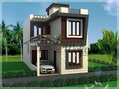 Superbe Resultado De Imagen De Front Elevation Designs For Duplex Houses In India
