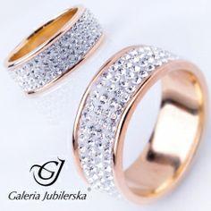 Obrączka Svarowsky ring