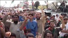 Imran Khan rompe las negociaciones con el Gobierno paquistaní