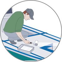 Boating Magazine  Restoring Nonskid Decks Use these techniques for fixing up an old girl or adding safety to your current rig. By Gary Caputi