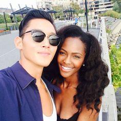 Cute couple                                                       …