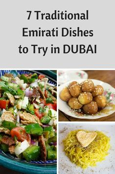 7 traditional Emirati dishes to try in Dubai, and where to find them. Ti Food, Dubai Food, Israeli Food, Asian Recipes, Ethnic Recipes, Middle Eastern Recipes, International Recipes, Foodie Travel, Food Dishes