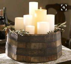 Candle Holder for LTL fanfic
