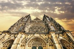St. Vitus's cathedral | Prague | http://www.iconhotel.eu/en/contact/location