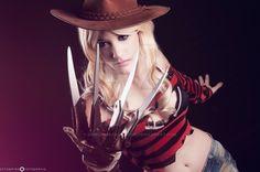 Freddy Krueger by SophieValentineCos.deviantart.com on @DeviantArt