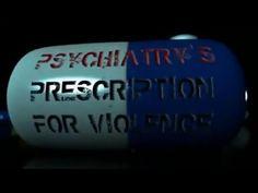 [HQ] Tödliche PsychopHARMaka - Amokläufe und Antidepressiva Die Quelle des Videos ist mir leider nicht bekannt. Es ist zum ist unter dem hier gespeicherten deutschen Titel weder bei YouTube noch über Google suchen zu finden. Damit solche Informationen nicht völlig verschwinden ist jeder angehalten es zu sichern und auch selbst hochzuladen. Als zusätzliche Informationen habe ich einen passenden Artikel des Kopp-Verlag zum Thema hier in die Beschreibung kopiert…