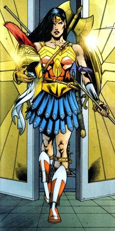 Wonder Woman: In Formal Gear ®