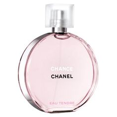 Pink Chanel Chance My scent!