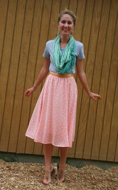 #Modest doesn't mean frump. #DressingWithDignity www.ColleenHammond.com !