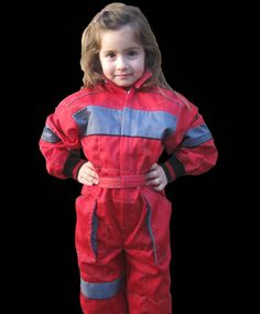 Kids RACE SUIT Child Suit Overalls Karting Motocross Kinder Kartanzug Renn Kart in Vehicle Parts & Accessories, Clothing, Helmets & Protection, Car & Kart Racewear | eBay