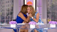 Kathie Lee Gifford returns to TODAY: 'Outpouring has been extraordinary'