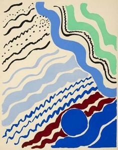 Sonia Delaunay 1933  still inspires me even after i first referenced her work almost 5 years ago.