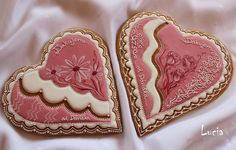 Valentine's Day - Honey Cookies -  Autor: lucia13