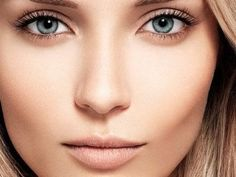 Natural makeup!