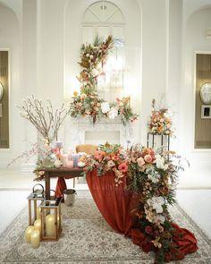 Flower Decorations, Wedding Decorations, Table Decorations, Garden Wedding, Fall Wedding, Party Mix, Deco Floral, Banquet, Flower Designs