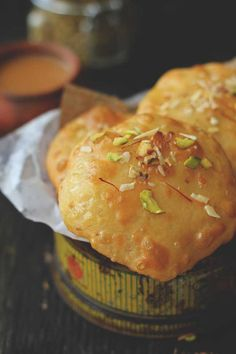 Meethi Poori is a delicious, simple recipe perfect for the festive occasions such as Diwali. It has the taste similar to that of a rich Rajasthani Mawa Kachori while the crispness and flakiness of a perfect Poori. funfoodfrolic.com