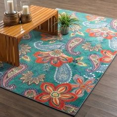 Shop for Mohawk Home New Wave Whinston Area Rug (7'6 x 10'). Get free shipping at Overstock.com - Your Online Home Decor Outlet Store! Get 5% in rewards with Club O!