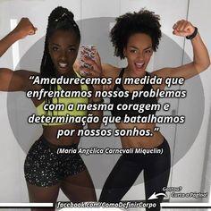"""""""Amadurecemos a medida que enfrentamos nossos problemas com  a mesma coragem e determinação que batalhamos  por nossos sonhos."""" ✌ 😉 (Maria Angélica Carnevali Miquelin)  Que tal aprender algo novo HOJE? Descubra passo a passo como Secar a Barriga! https://SegredoDefinicaoMuscular.com/ ⬅ Clique Aqui #boanoite #goodnight #motivação #motivation #motivate #comodefinircorpo"""