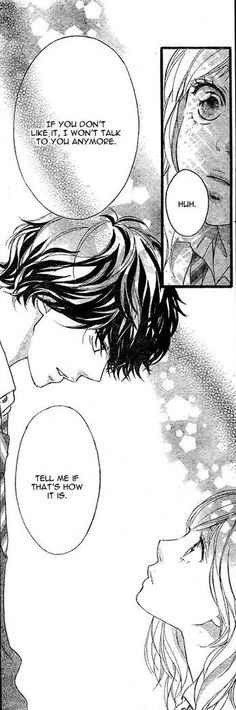 #ao haru ride #shoujo #manga