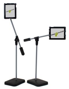 SwingHolder  The amazingly versatile floor stand for the iPad  by Stand For Stuff