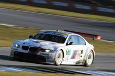 2010-12 Team RLL BMW M3 GT (E92), two-time American Le Mans Series champion