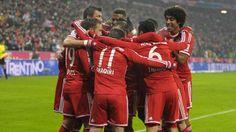 Bundesliga, 19° giornata, cinquina del Bayern, Leverkusen e Dortmund vincono a fatica