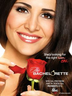 The Bachelorette Poster: Andi Dorfman Disses Juan Pablo Galavis!