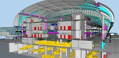 The #ArchitecturalBIMServices provided by #SiliconValley touches each and every area that is included and plays a vital role in creating #ArchitecturalBIMModels. We have the best team of Architects and BIM Modelers who are capable to create and deliver creative and unique #ArchitecturalBIMModelingServices. Our Architectural BIM Services include various types of Schematic designs, Development designs, and construction documents. For more details: Email: info@siliconinfo.com Building Information Modeling, Schematic Design, Construction Documents, Architecture, Plays, Travel, Create, Unique, Arquitetura