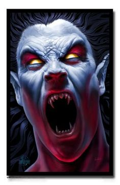 Old Vampire Poster   Mounted posters and laminated posters at the coolest price