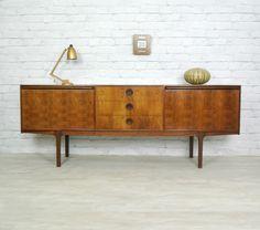 McINTOSH ROSEWOOD RETRO VINTAGE TEAK MID CENTURY DANISH STYLE SIDEBOARD 60s 70s | eBay