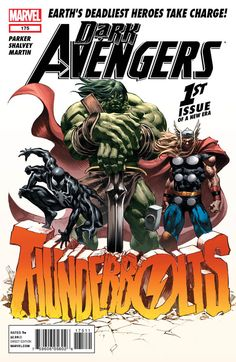 Dark Avengers (Thunderbolts) #175