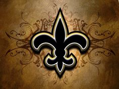 My favourite football team, New Orleans Saints
