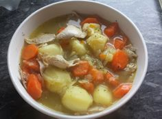 mmmm my recipe for tasty chicken stew.  Syn free if you are following the Slimming World plan.