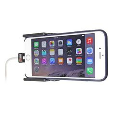 iPhone 6 Plus holders allow you to rotate the phone to landscape or portrait effortlessly. #Mountsomething