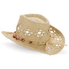 65ea788e1a5 Women s Straw Cowboy Hat - Walmart.com