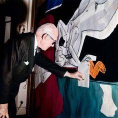 Architect Artist Le Corbusier #fc3arch #artsy #followart @sophiafine @frankcunhaiii @fc3art
