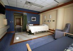 JMC-S patient room