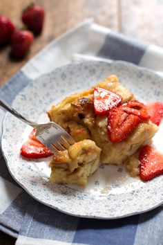 Coconut French Toast Bake