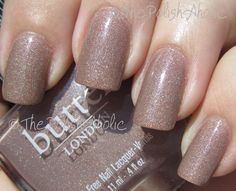 If i could only  have/wear one nail varnish/polish my entire life this would be it  -  All Hail The Queen By Butter London