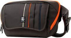 Crumpler Jackpack 5500 DSLR Camera Bag JP5500-005 grey black / orange New #Crumpler